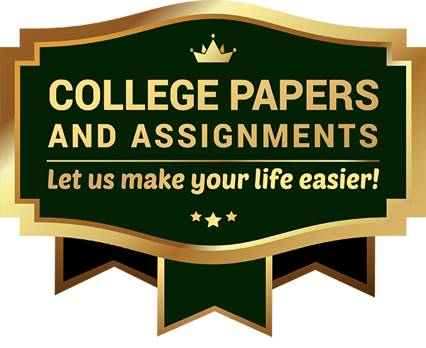 College Papers and Assignments